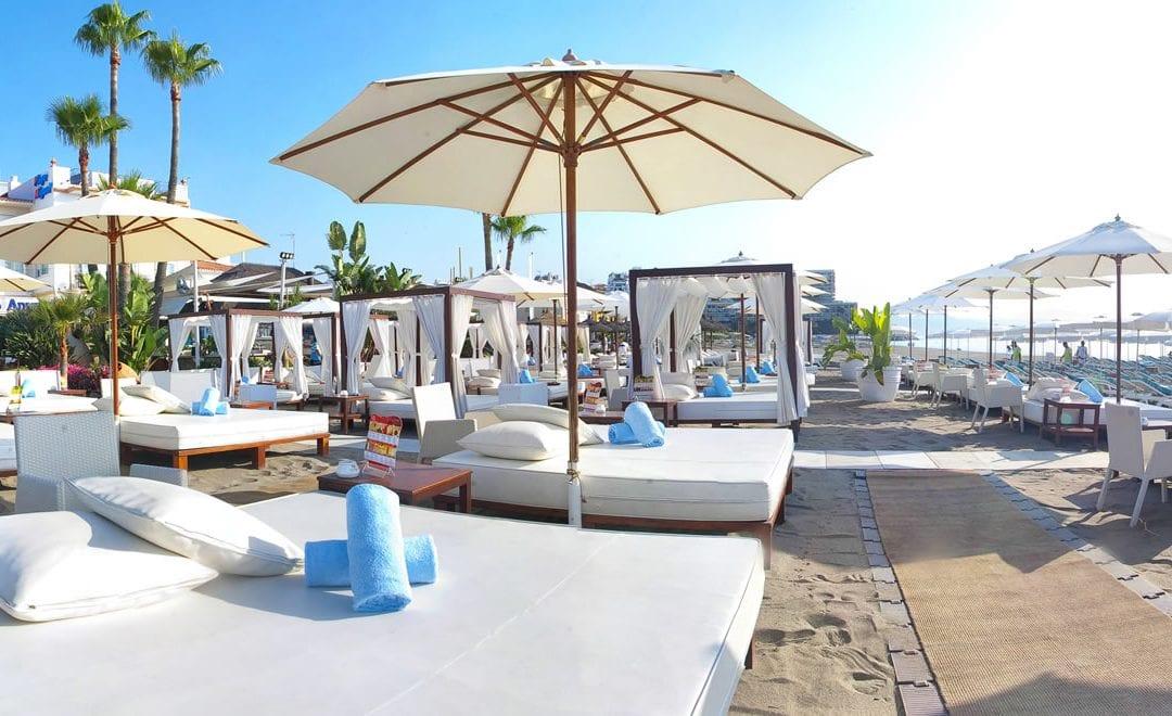 Costa del Sol – The best beach bars