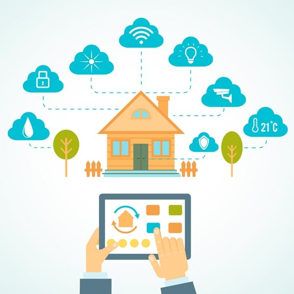 Home automation in your home – Control Your Home