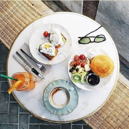 Luxury Lifestyle Marbella: Best places for healthy food